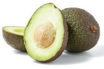 eetrijpe avocado s
