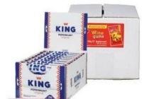 king red band venco of lakerol kantineverpakkingen