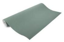 vliesbehang uni groen dessin 100559