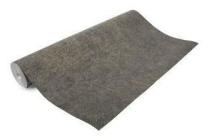 vliesbehang maansteen zwart goud dessin 103954