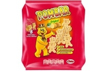 chio pom baer chips uitdeelzakjes