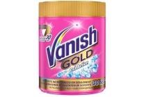 vanish oxi action gold vlekverwijderaar