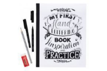 my first handlettering kit