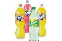 fanta of sprite 1 5 literflessen