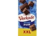 verkade chocoladereep xxl intens puur