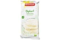 zonnatura yoghurt rijstwafel