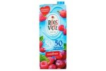 roosvicee 50 50 roodfruit