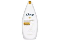 dove nourishing care en oil body wash