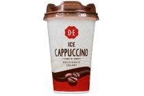 douwe egberts ice coffee cappuccino