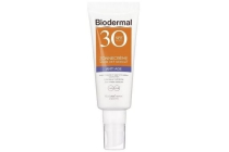 biodermal gezicht spf 30 anti age zonnecreme