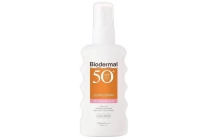 biodermal gevoelige huid spf 50 zonnespray