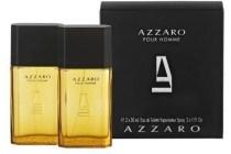 azzaro pour homme eau de toilette geschenkset