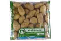 hoogvliet aardappelen vastkokend