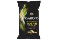 lay s sensations wasabi en ginger