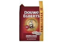 douwe egberts koffiepads aroma rood