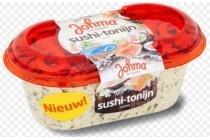 johma sushi tonijn salade