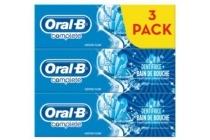 oral b complete tandpasta