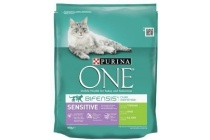 purina one sensitive kalkoen rijst