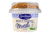 zuivelhoeve boer n yoghurt naturel