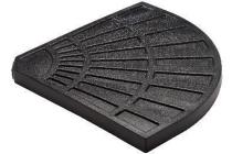 parasolvoet gavi zwart