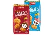 lidl salty cookies