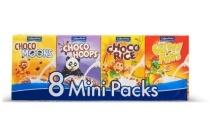 8 mini cereals