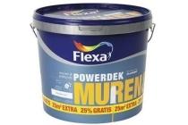 flexa powerdek wit