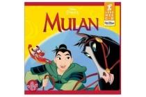 disney mulan luisterboek