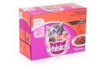 whiskas maaltijdzakjes