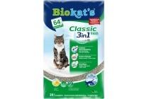 biokat s classic 3in1 kattenbakvuling fresh