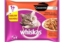 whiskas casserole classic