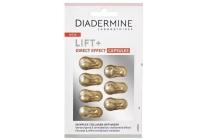 diadermine lift direct effect capsules