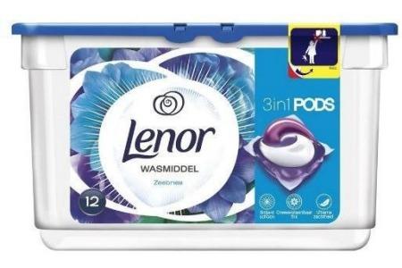 lenor zeebries 3 in 1 wasmiddel pods