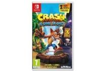 switch crash bandicoot n sane trilogy