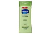 vaseline bodylotion aloe soothe