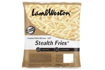 stealth frites