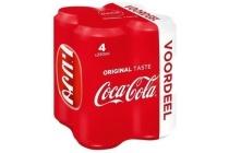 coca cola regular voordeelverpakking