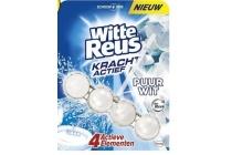 witte reus kracht actief puur wit toiletblok
