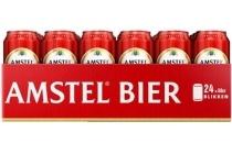 amstel bier tray