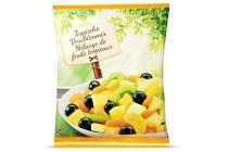 tropisch diepvriesfruit