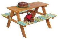 florabest r kinder picknicktafel