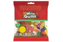 haribo winegums