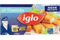 msc iglo vissticks