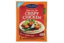 santa maria crispy chicken seasoning mix