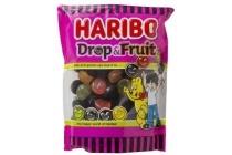 haribo drop en fruit snoepmix
