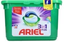 ariel pods 3 in 1 colour en style 16 st