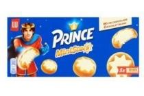 prince mini stars white chocolate