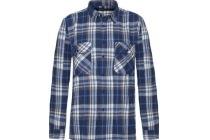 flanellen overhemd dawson en harry