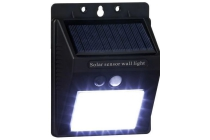 solar high power muurlamp