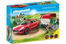 playmobil prosche macan gts 9376